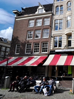 Amsterdam Residency for Writers Spui
