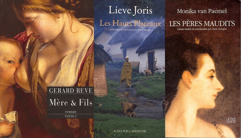 drie covers oa Mere&Fils