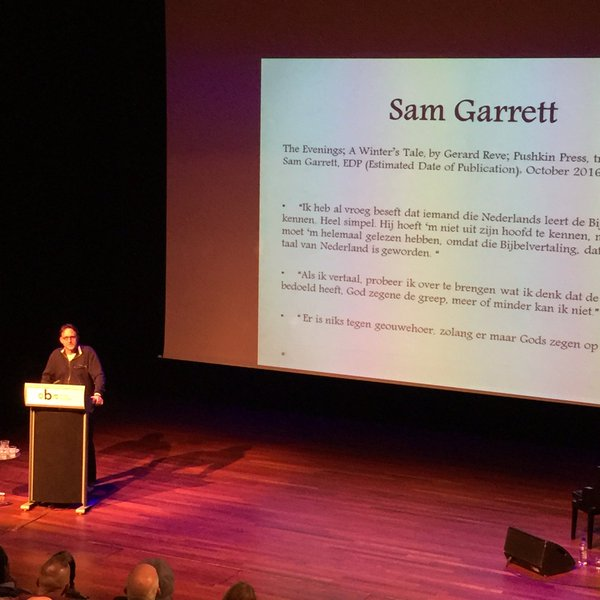 Sam Garret