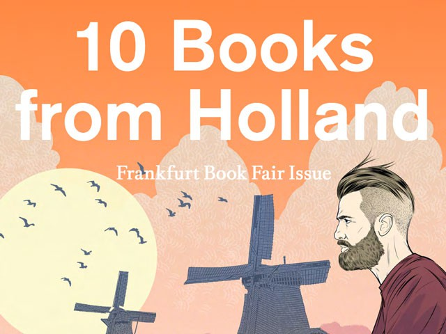 10 Books from Holland, Autumn 2019