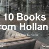 10 Books from Holland, Spring 2018
