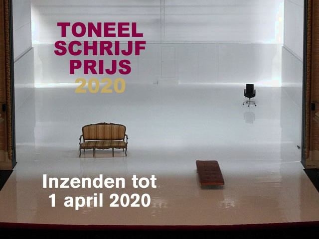 Inzenden tot 1 april 2020