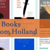 10 Books from Holland, Autumn 2017