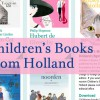 Children's Books from Holland, Spring 2017