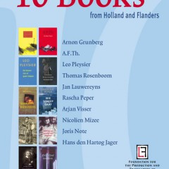 10 Books from Holland and Flanders (Najaar 2003)