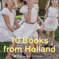 10 Books from Holland (Voorjaar 2015)