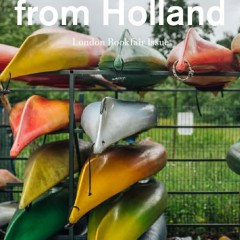10 Books from Holland (Spring 2016)