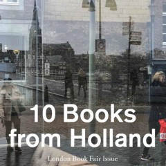 10 Books from Holland (Voorjaar 2018)