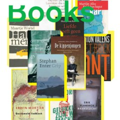 10 Books from Holland and Flanders (Voorjaar 2012)