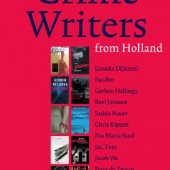 Crime Writers from Holland 2007