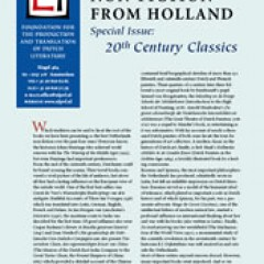 Quality Non-Fiction from Holland (Spring 2001)
