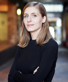 Eleanor Catton as WiR in Amsterdam