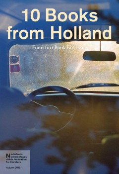 10 Books from Holland (Autumn 2015)